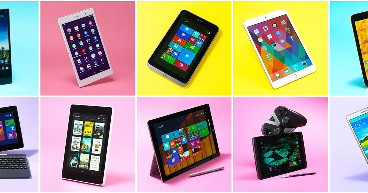 The Top 11 Tablets You Can Buy Today Engadget