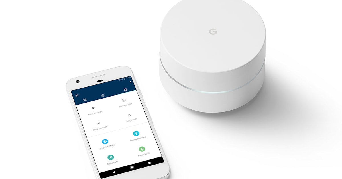 Google Wifi Is A Router That Simplifies Whole Home Wireless