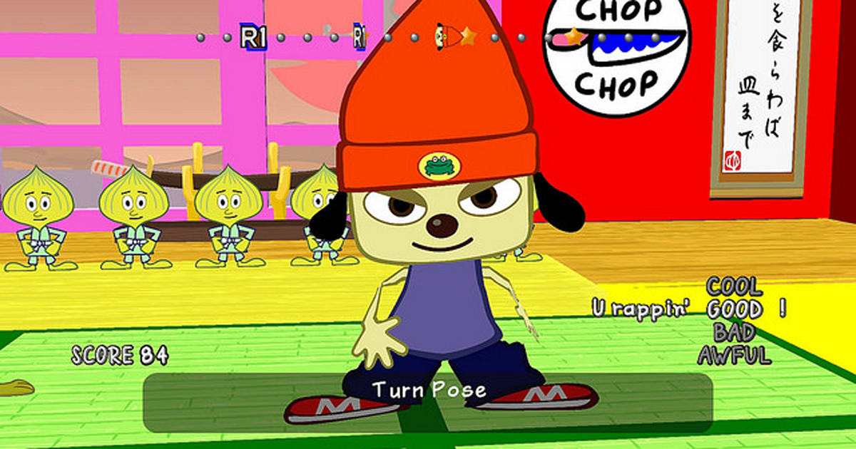 'Parappa the Rapper Remastered' Comes to PS4 on April 4th