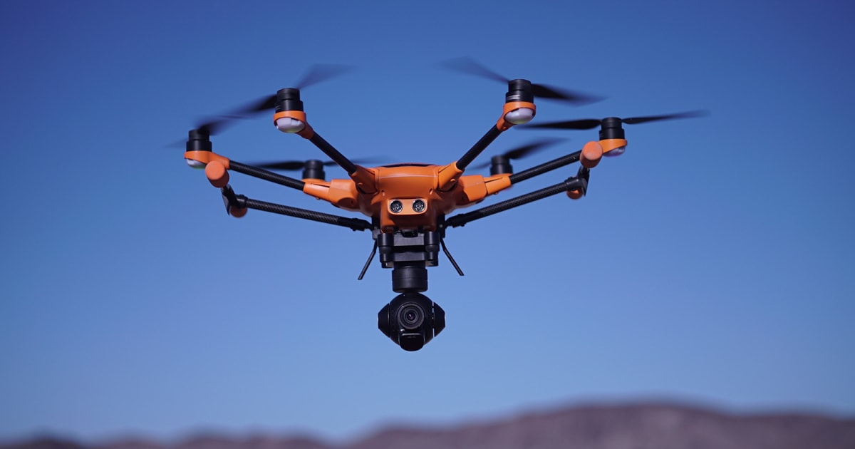 Yuneec's First Commercial Drone is Ready for Filming and Rescue