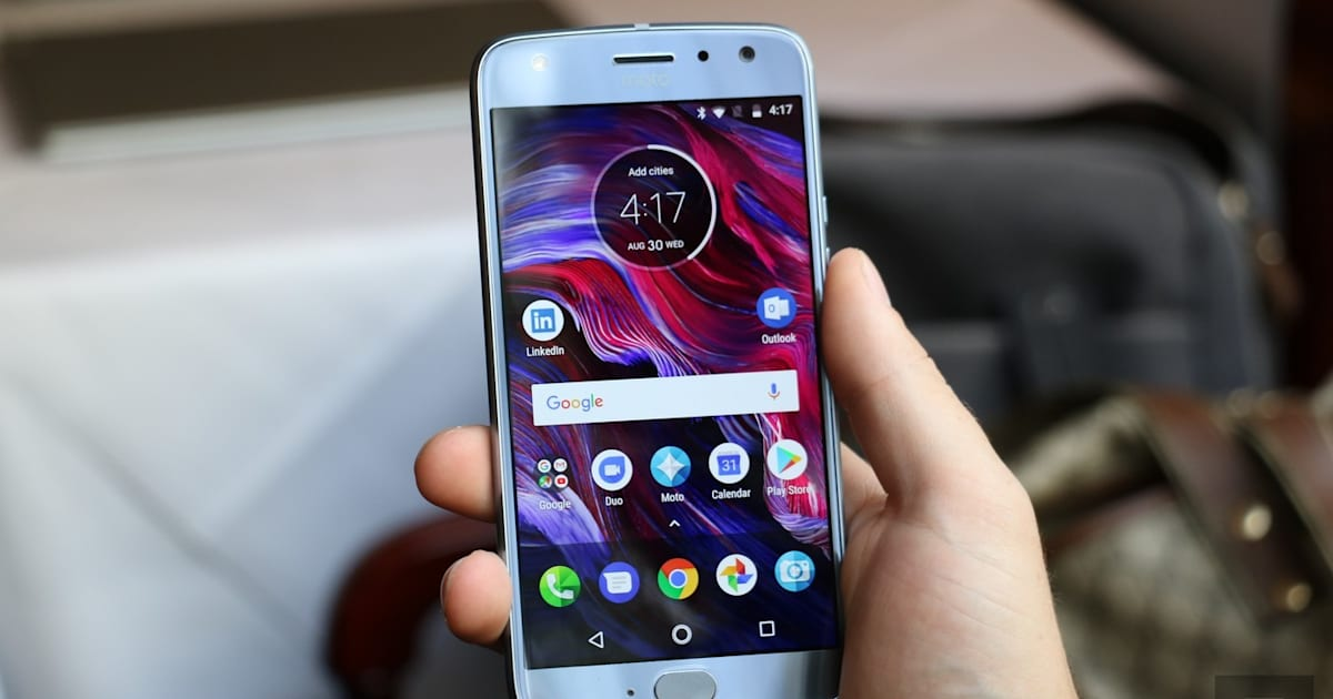 Project Fi Moto X4 won't Ship Until Late October