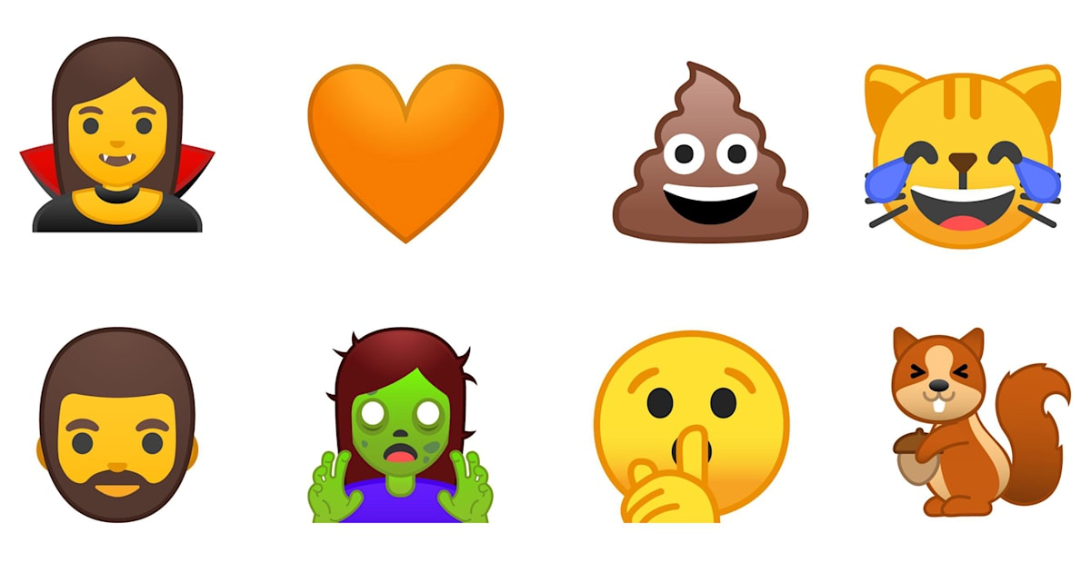 Android O has Emoji You'll Actually Recognize