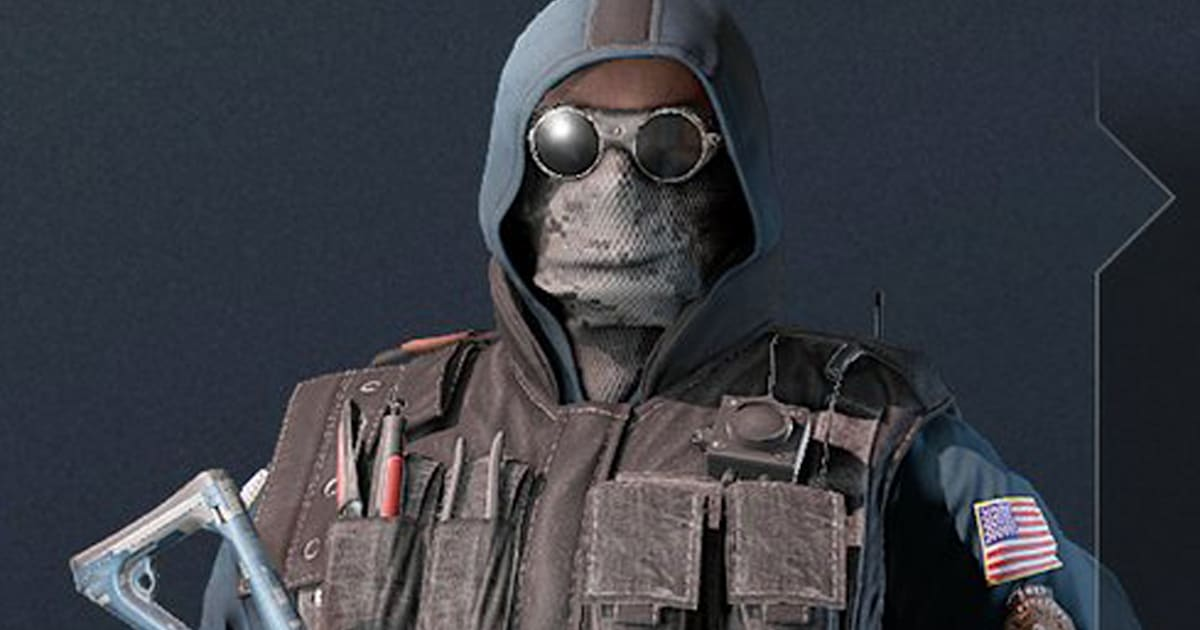 7fd57a0d7e3 Ubisoft rewards two-factor use with free  Rainbow Six  Siege  skin