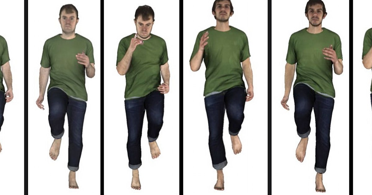 28ab50a1737 This virtual try-on system for clothing might actually work