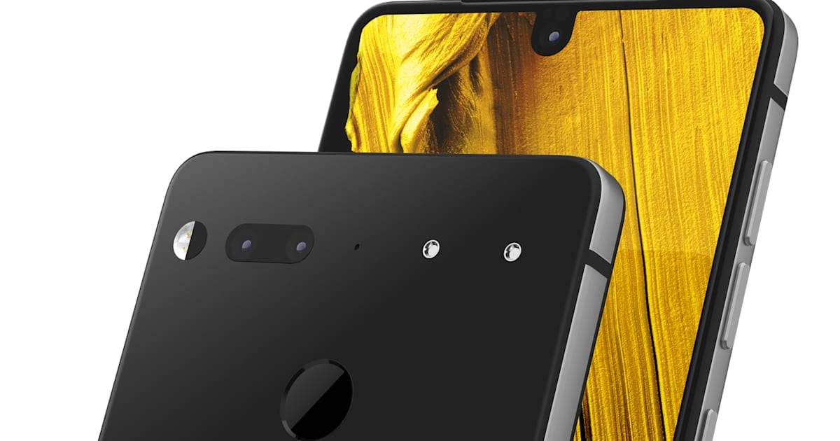 Essential's Amazon-exclusive Phone Comes with Alexa Onboard