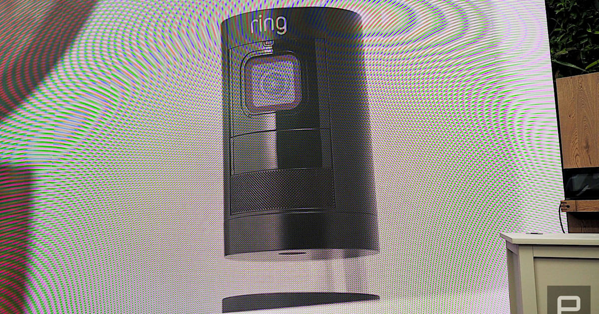Techmeme: Amazon updates the $179 99 Ring Stick Up camera and adds a