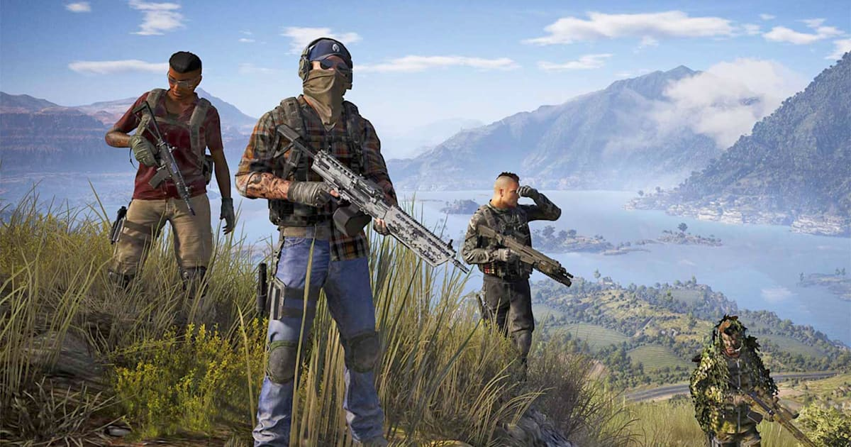 Ghost Recon Wildlands' adds a hardcore permadeath mode