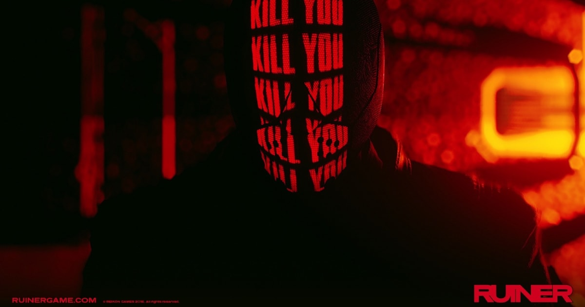'Ruiner' is not just a cyberpunk 'Hotline Miami'