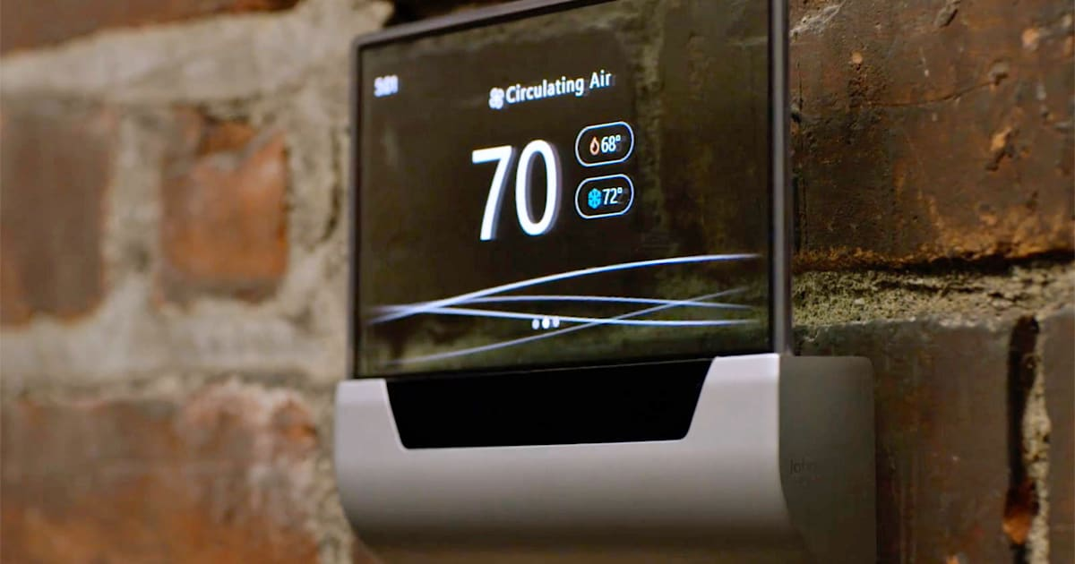 Microsoft Shows Off A Nest Like Thermostat Based On Cortana