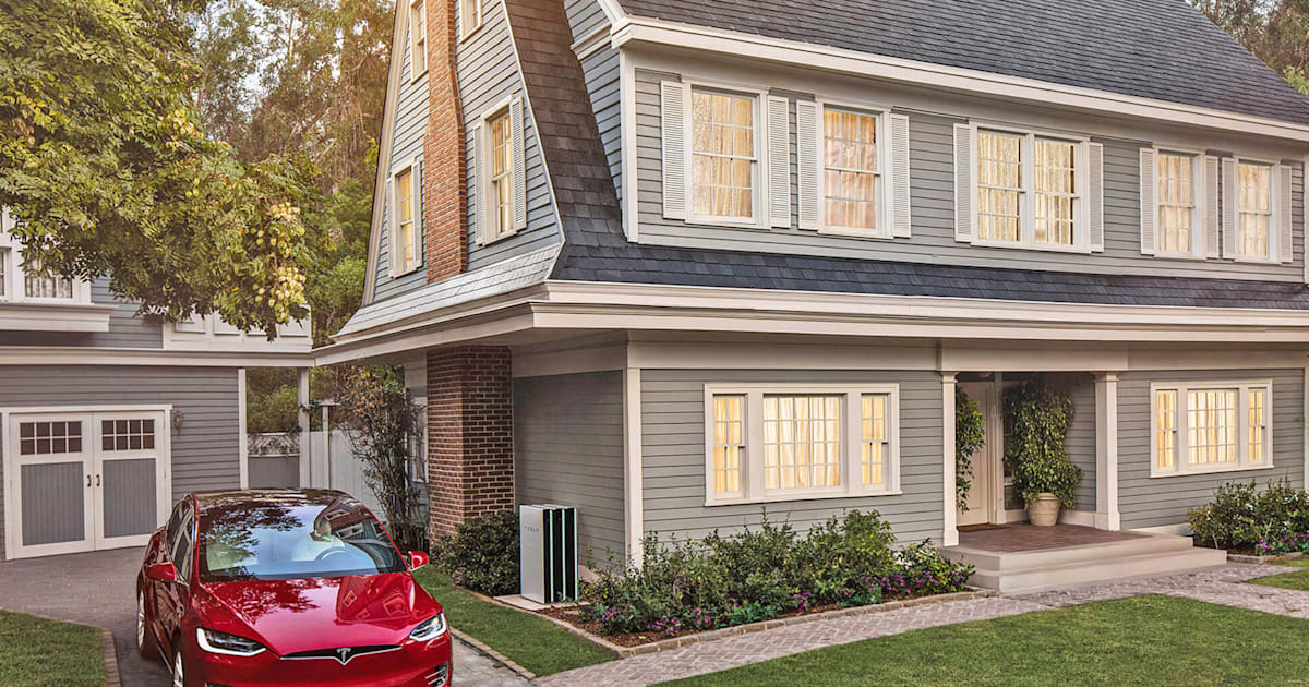 Tesla Solar Roof Order >> Tesla S Solar Roof Is Available For Pre Order