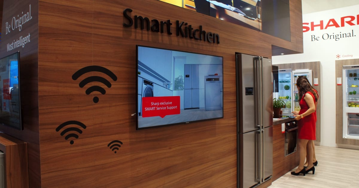 The Smart Kitchen Revolution Is A Slow One - Smart kitchen