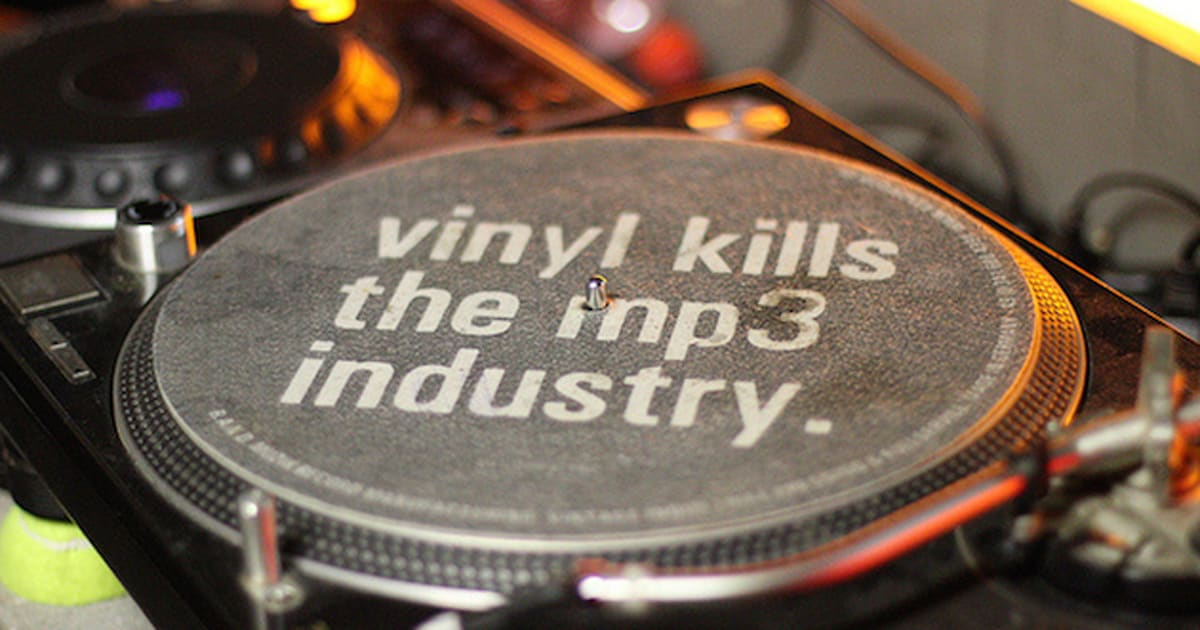 Vinyl Certainly Isn T Dead