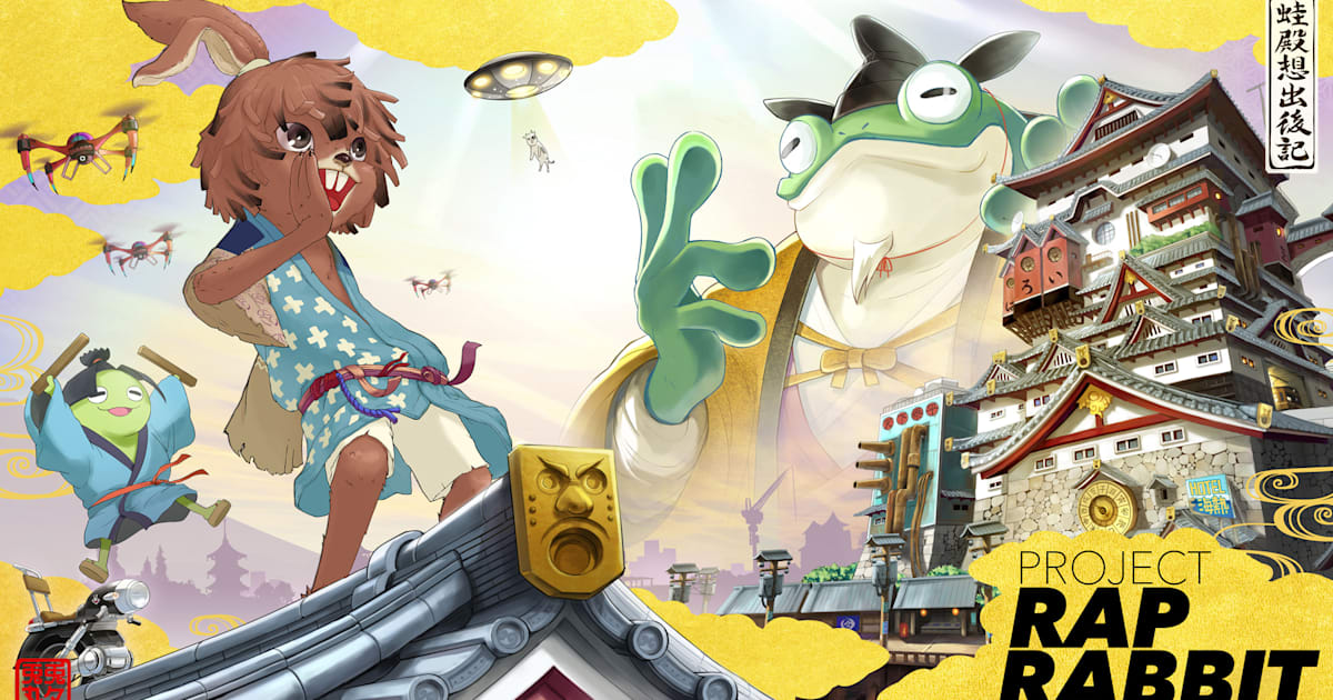 Straight Outta Tokyo: The battle to make 'Project Rap Rabbit'