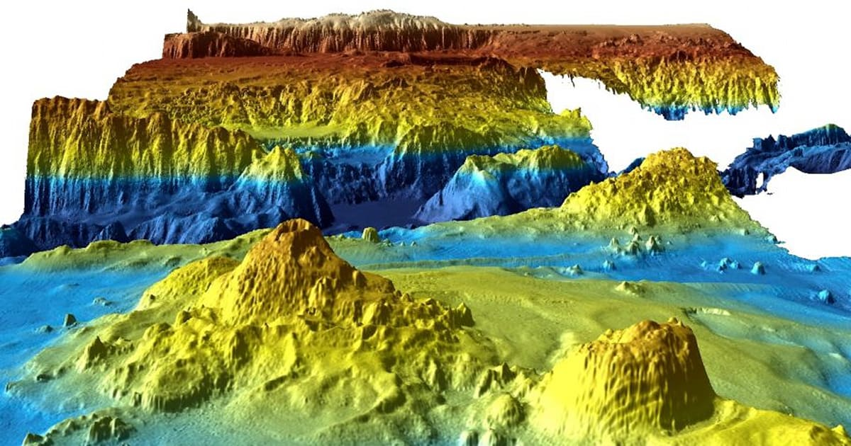 Missing Malaysia Airlines Flight Search Yields Valuable Seafloor Data