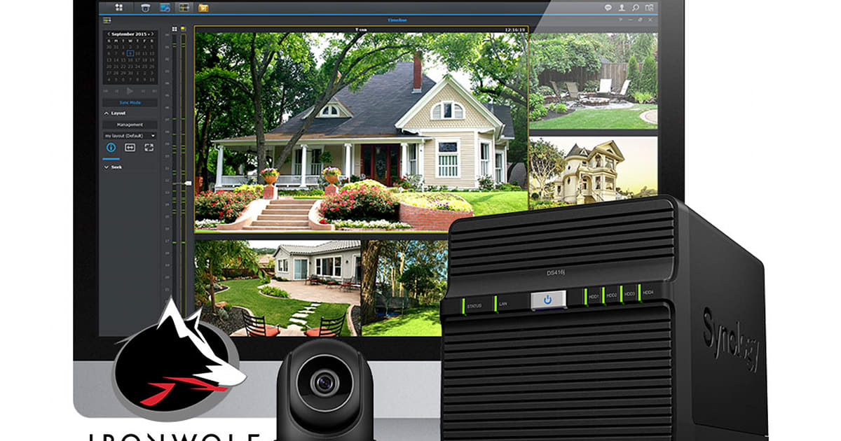 Engadget Giveaway Win A Smart Home Surveillance Kit