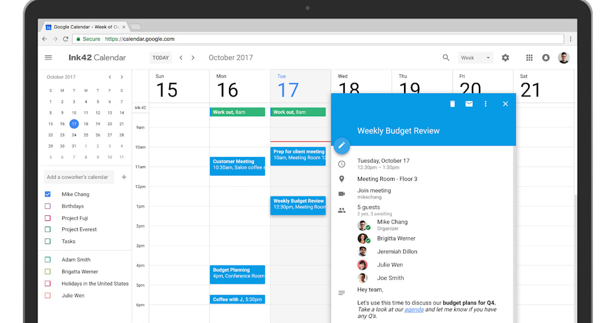 Everyone will soon have to use the Google Calendar redesign