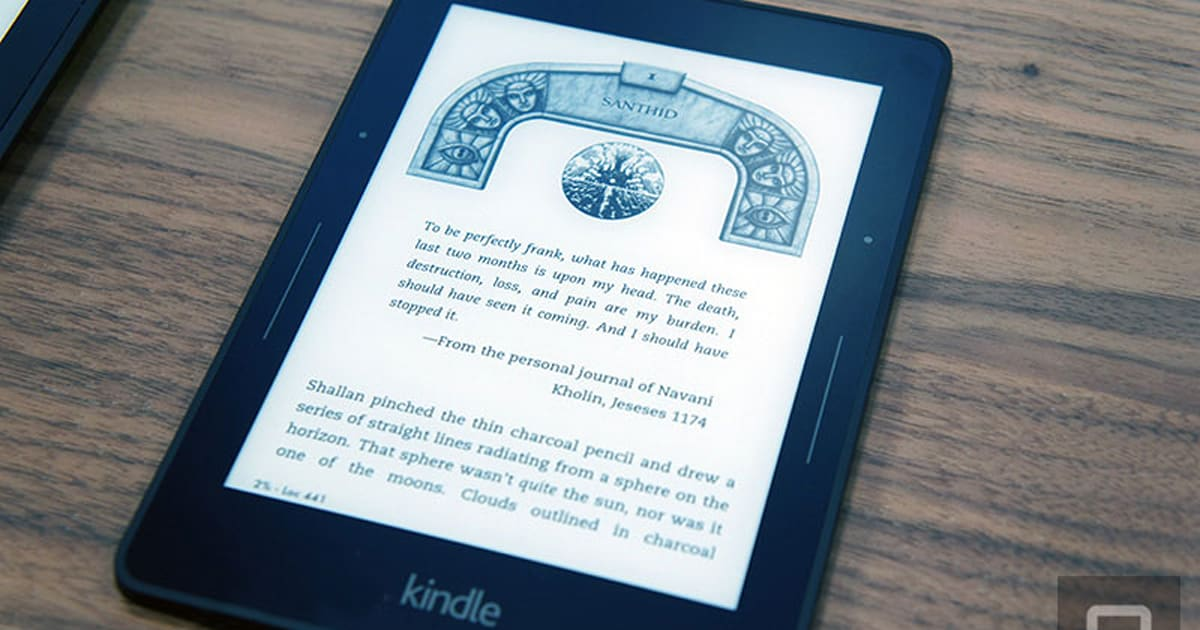 Amazon CEO says a brand-new flagship Kindle is coming next ...