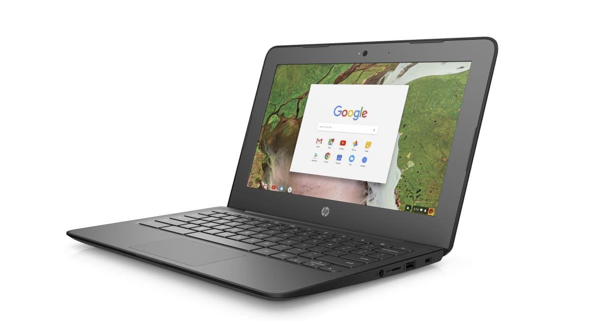 HP Updates its Chromebook Lineup with 11- And 14-inch Models