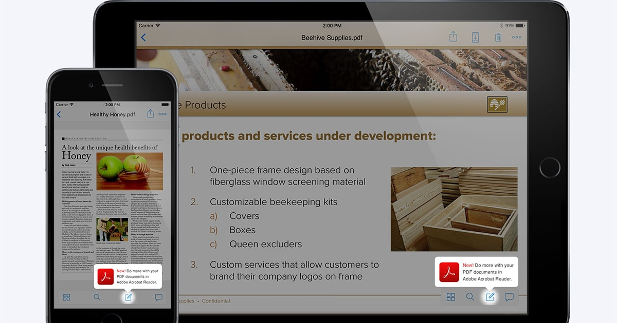 Adobe And Dropbox Make It Easier To Edit Pdfs From The Cloud