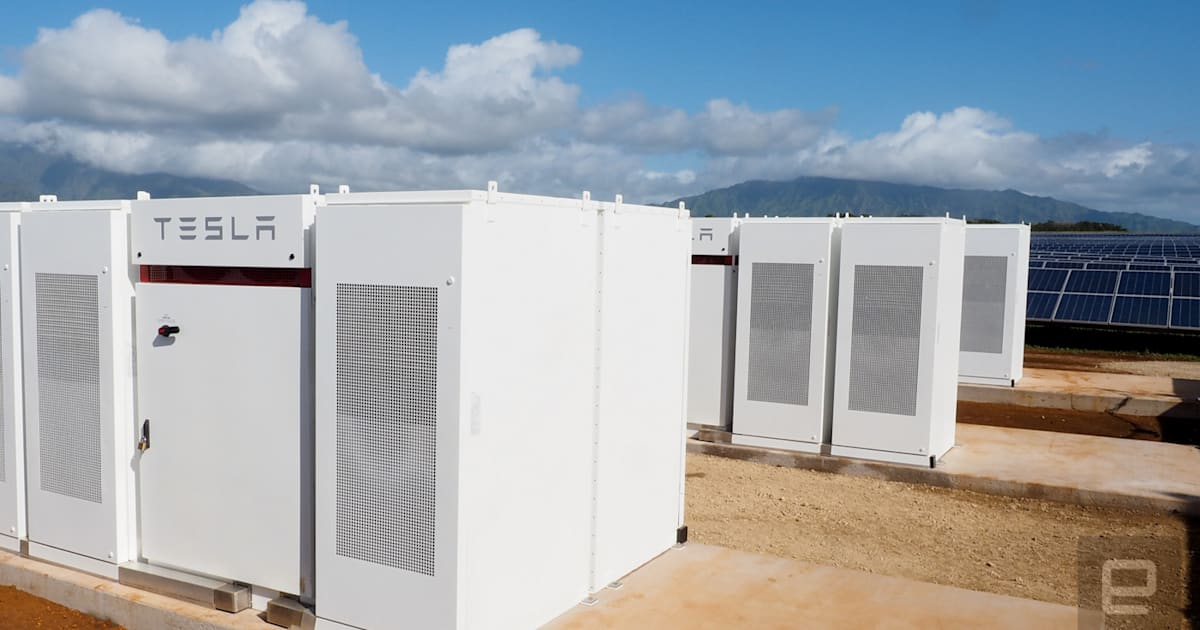 Tesla S New Solar Energy Station Will Power Hawaii At Night