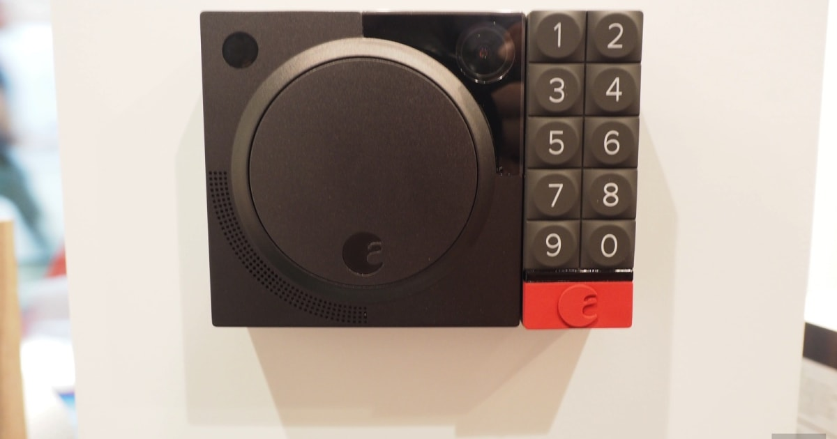 August Automatically Creates Smart Lock Codes For Airbnb