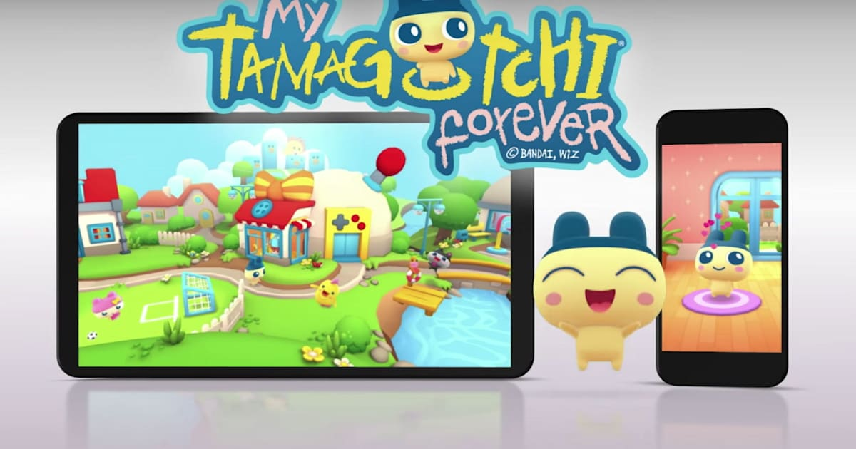 Tamagotchi is Heading to your Smartphone in 2018