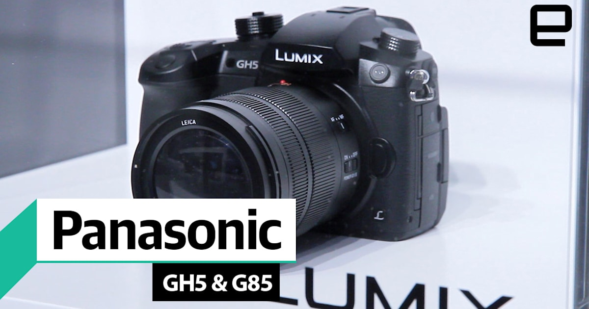 Here S Our First Look At Panasonic S Video Centric Gh5