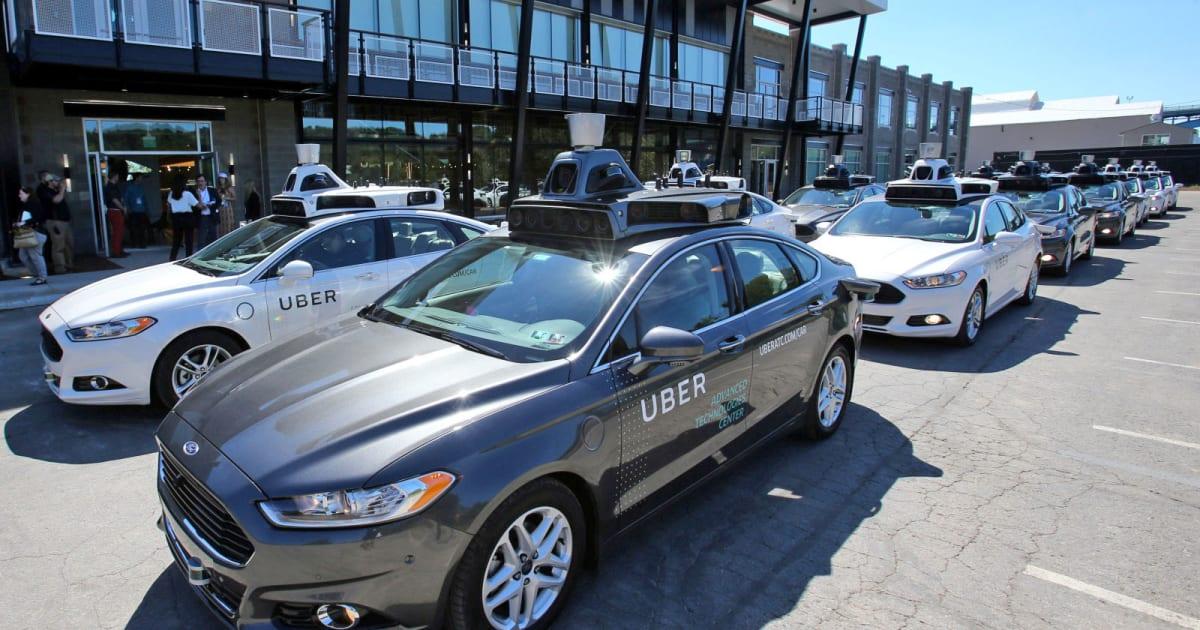 Pittsburgh Mayor Had No Idea Uber Was Reviving Self