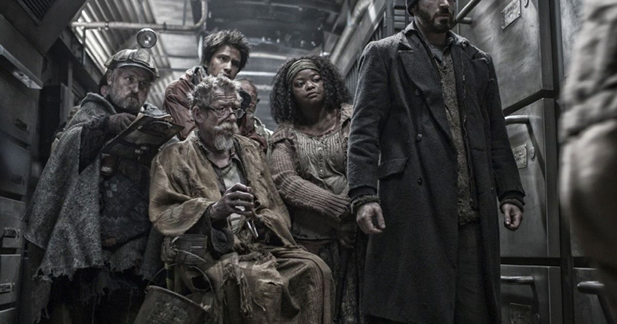 Post-apocalyptic Thriller 'Snowpiercer' is Being Adapted for TV