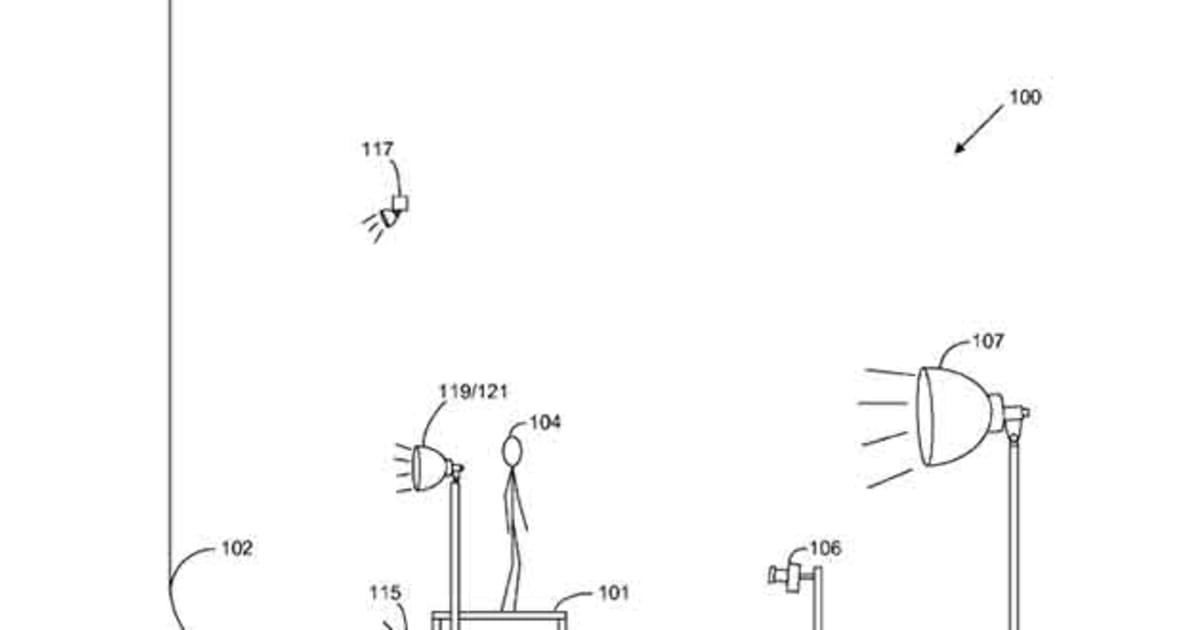 Amazon's studio photography patent makes Apple, Samsung