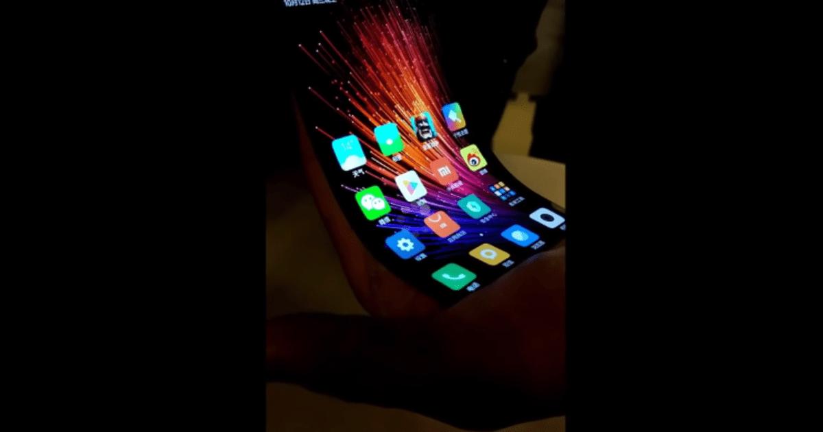 El primer teléfono flexible de Xiaomi es revelado por el ...