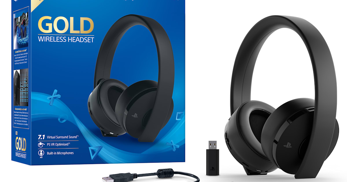 sony s latest playstation headset looks awfully familiar. Black Bedroom Furniture Sets. Home Design Ideas