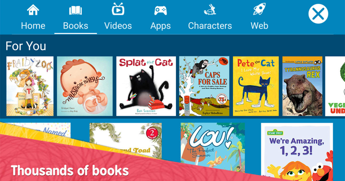 Amazon Freetime Comes To Android To Distract More Kids