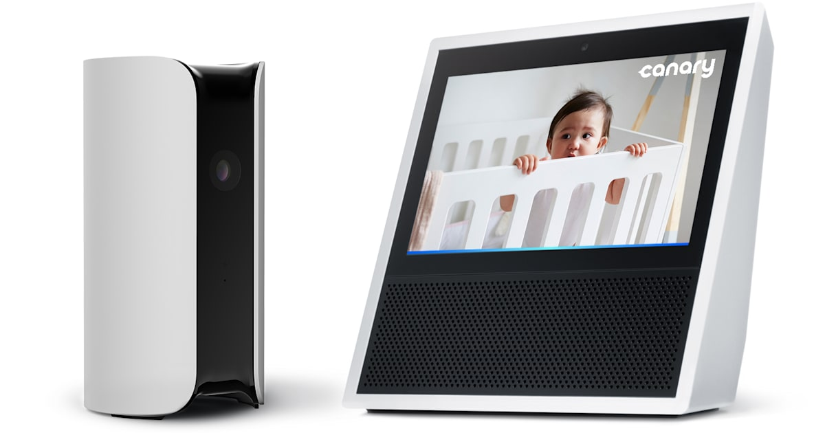 Watch Your Canary Camera Feeds On Echo Spot Echo Show And