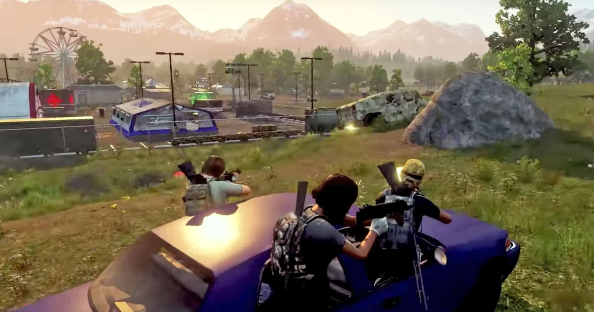 'H1Z1' Pro League's Vegas Matches Stream on Facebook this Weekend
