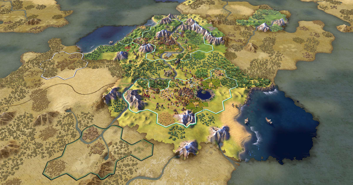 'Civilization VI' Brings its Addictive Empire-building to the iPhone