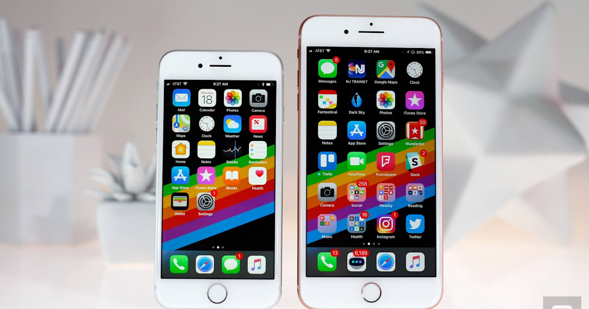 Iphone 8 and 8 plus review change in small doses fandeluxe Image collections