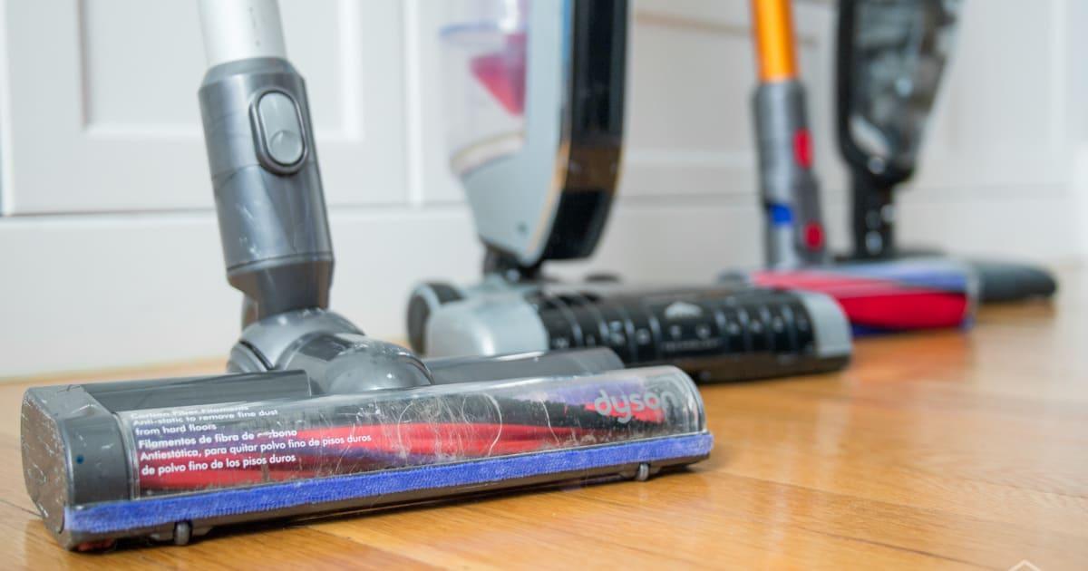 The Best Cordless Stick Vacuum