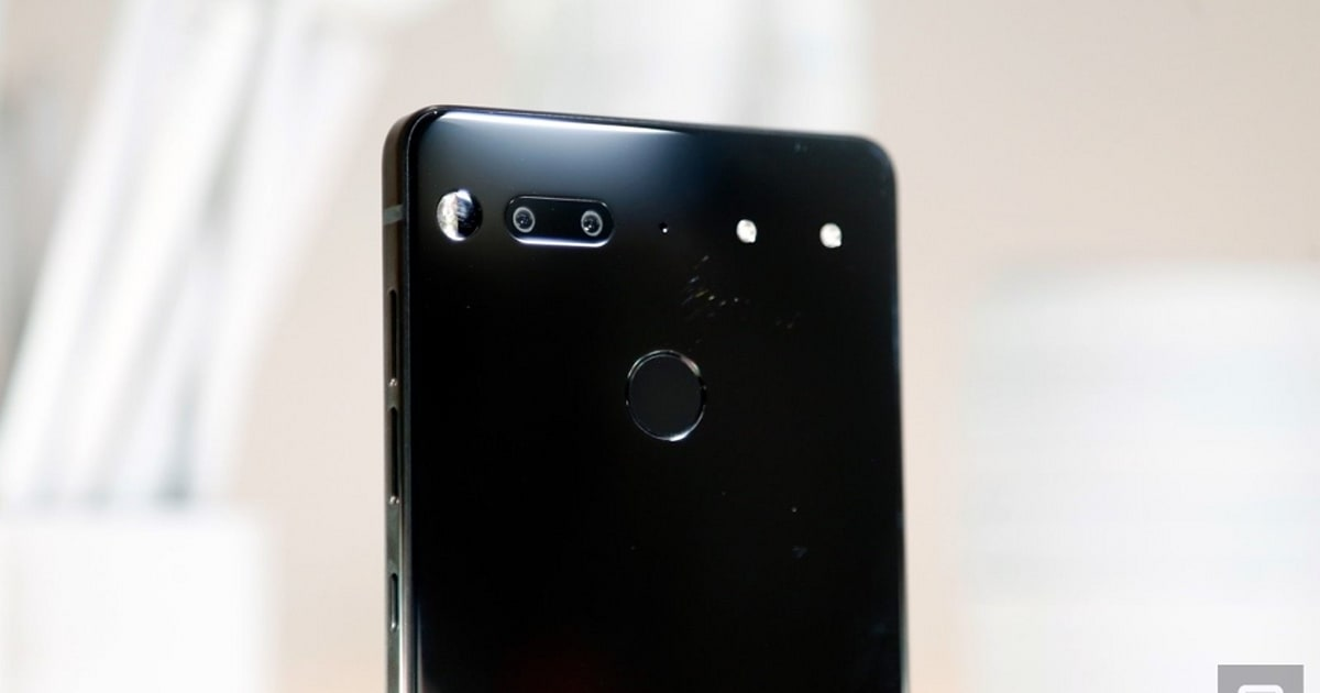 The Essential Phone's Camera May Be Getting a Lot Faster