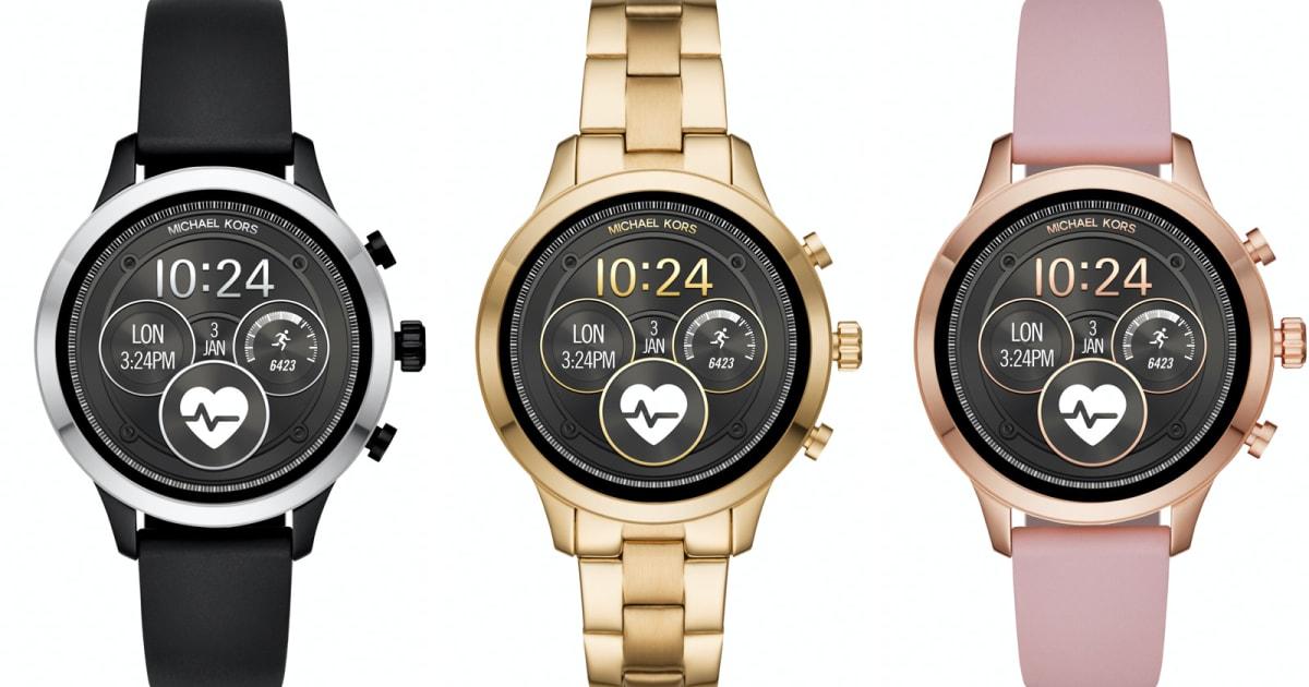 aa044fde4bd5 Michael Kors  latest Wear OS watch features a popular design