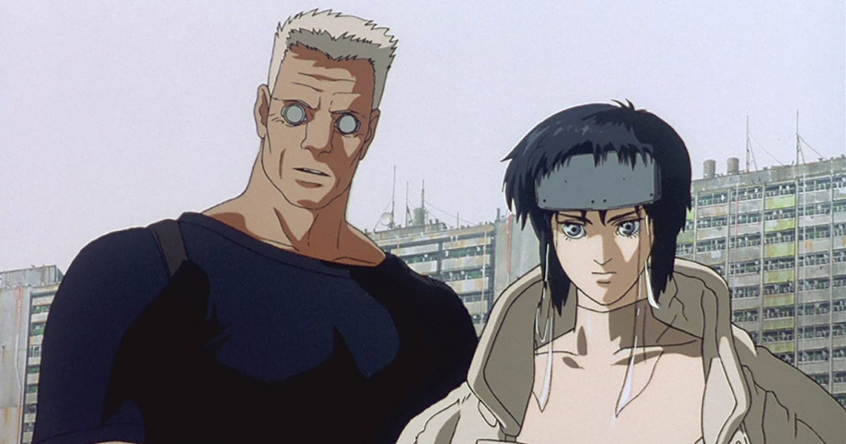 ghost in the shell english dubbed