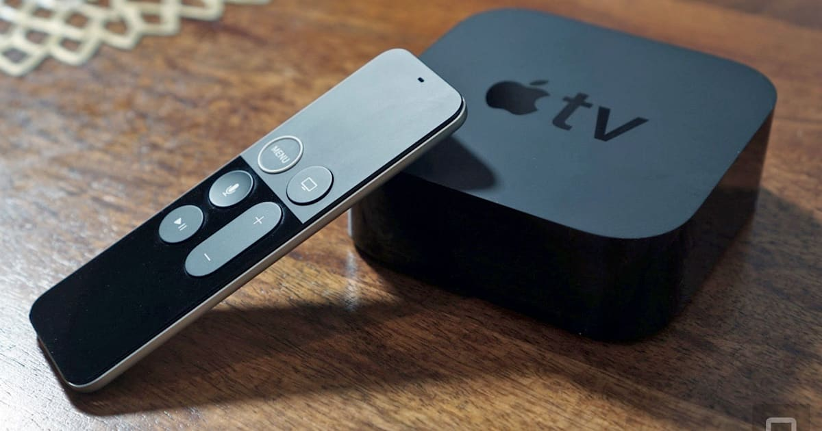 the apple tv 4k has already sold out on amazon. Black Bedroom Furniture Sets. Home Design Ideas