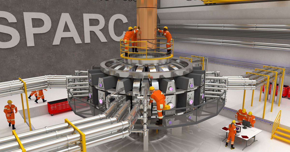 MIT embarks on ambitious plan to build nuclear fusion plant by 2033