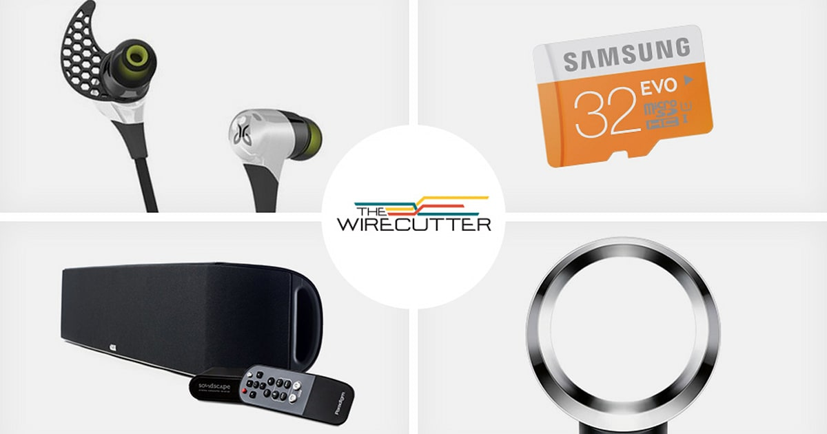 53f25781f47 The Wirecutter's best deals: a soundbar, Bluetooth headphones and more!