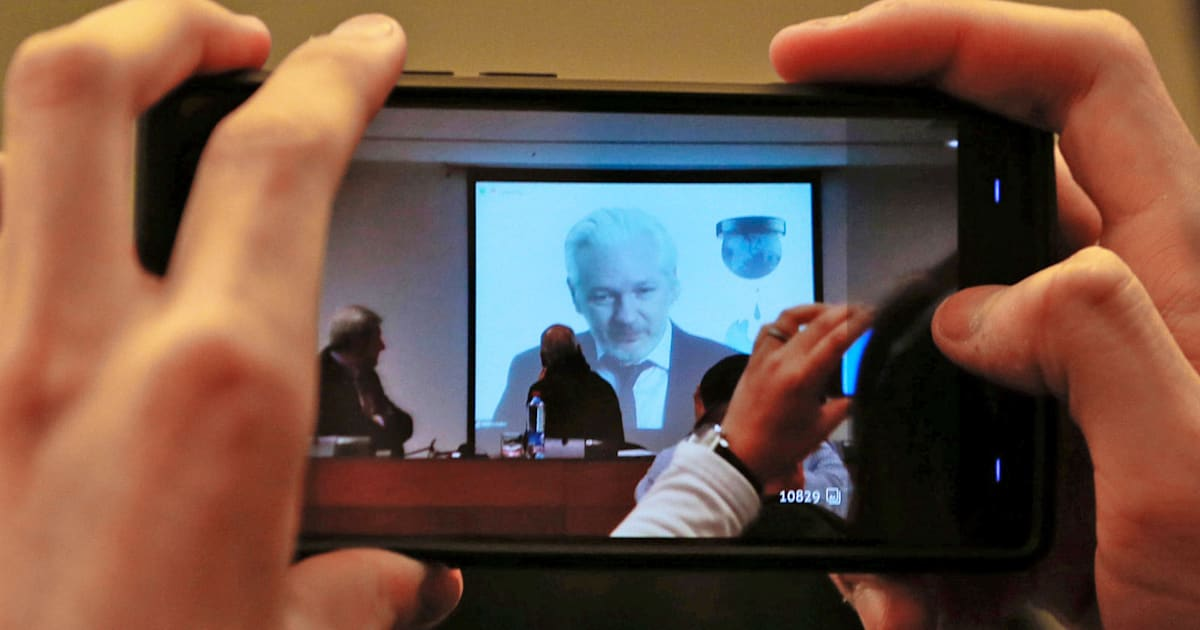 Sweden drops investigation into Julian Assange rape allegations