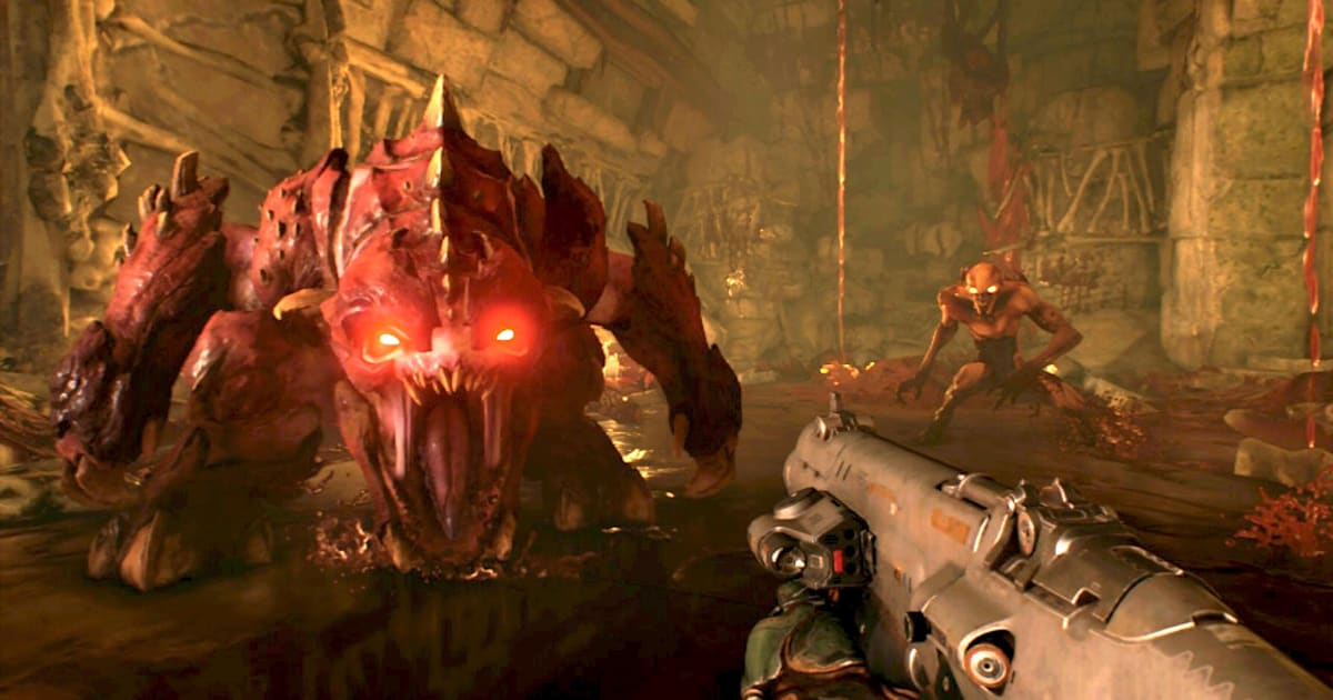 'Doom' arrives on Nintendo Switch November 10th
