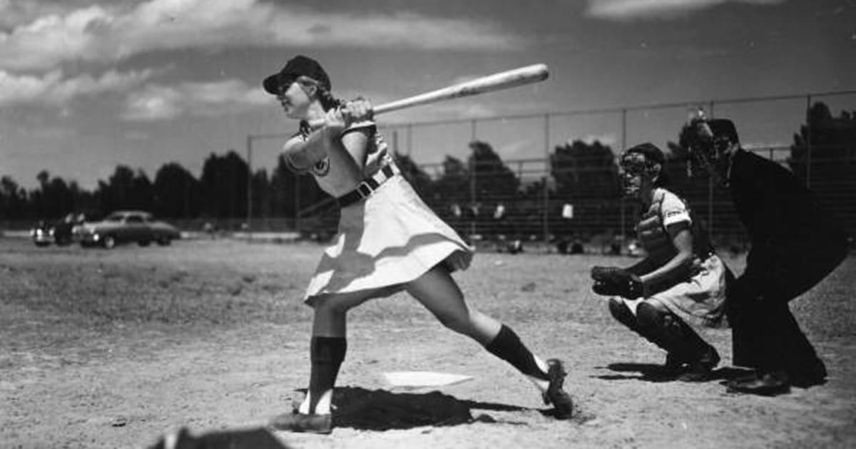 all american girls baseball league - 960×640
