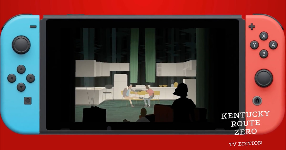 'Kentucky Route Zero' will Finish its Story on Consoles