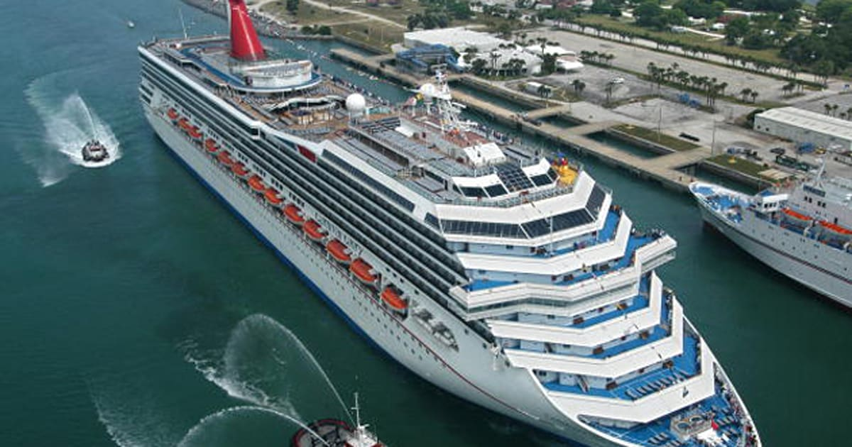 Carnivals Cruise Ships Are Getting Much Faster WiFi - Internet connection on cruise ships