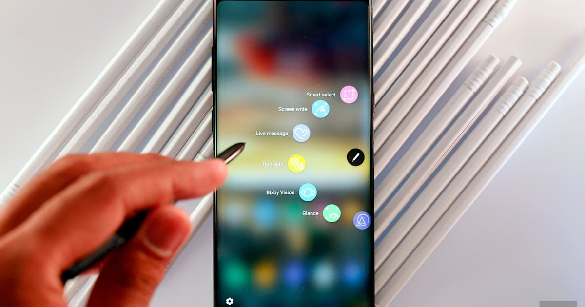 Samsung's Work-focused Note 8 has Better Support than your Phone